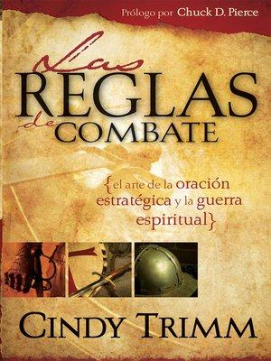 cover image of Las Reglas De Combate