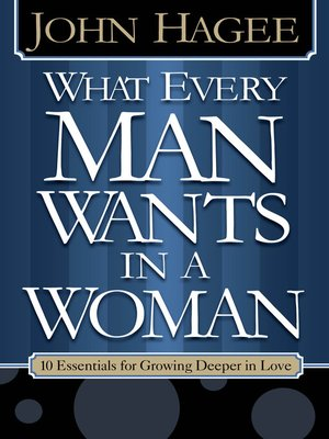 cover image of What Every Woman Wants in a Man & What Every Man Wants in a Woman