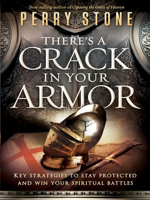 cover image of There's a Crack in Your Armor