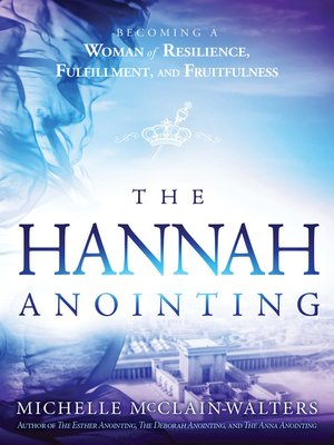 cover image of The Hannah Anointing