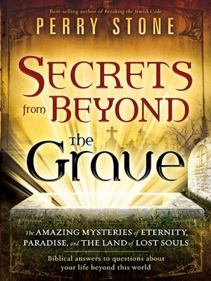 cover image of Secrets from Beyond the Grave