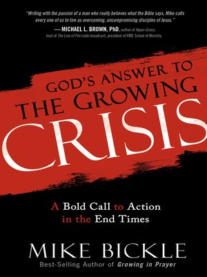 cover image of The Growing Crisis