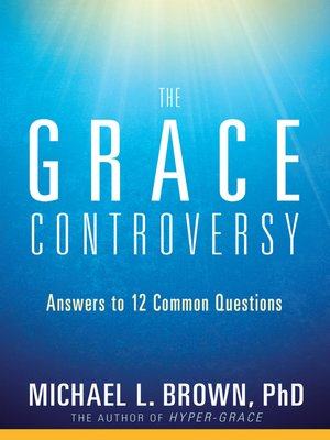 cover image of The Grace Controversy