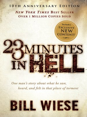 cover image of 23 Minutes in Hell