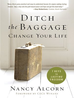 cover image of Ditch the Baggage, Change Your Life
