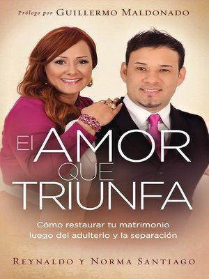 cover image of El Amor que Triunfa
