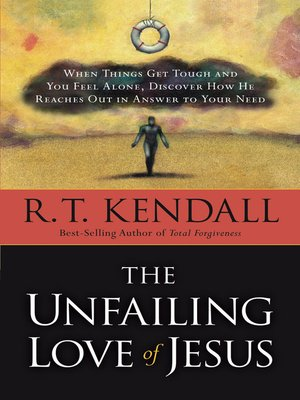 cover image of The Unfailing Love of Jesus