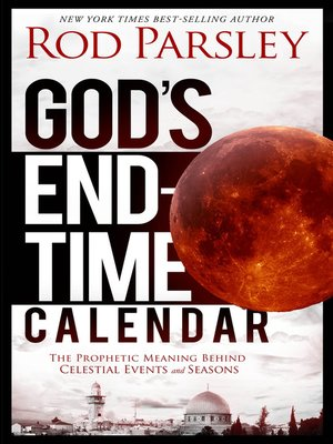 cover image of God's End-Time Calendar