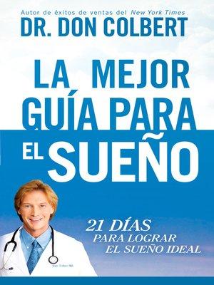cover image of La Mejor guía para el sueño