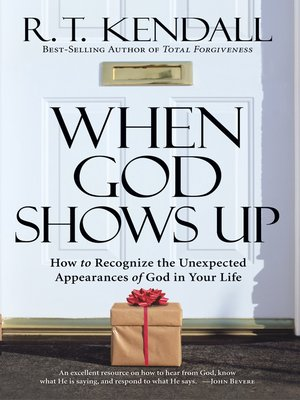 cover image of When God Shows Up