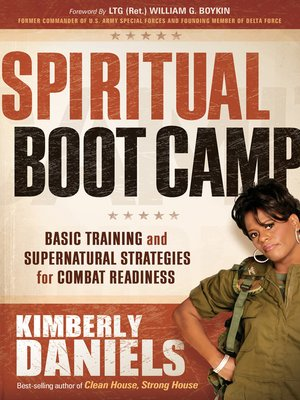 cover image of Spiritual Boot Camp