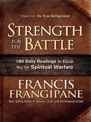 cover image of Strength for the Battle