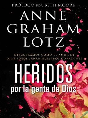 cover image of Heridos por la gente de Dios