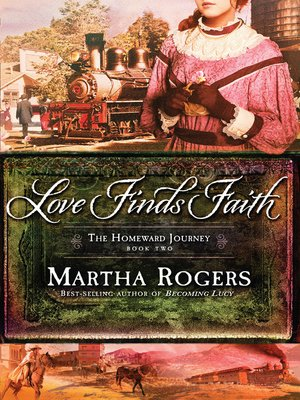 cover image of Love Finds Faith