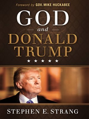 cover image of God and Donald Trump