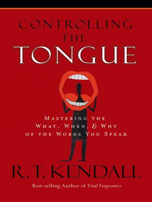cover image of Controlling The Tongue