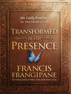 cover image of Transformed in His Presence