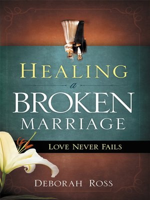 cover image of Healing a Broken Marriage