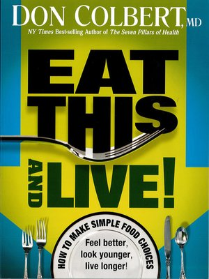 cover image of Eat This and Live