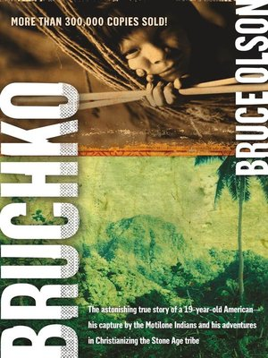 cover image of Bruchko