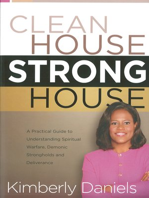 cover image of Clean House, Strong House