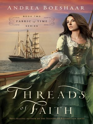 cover image of Threads of Faith