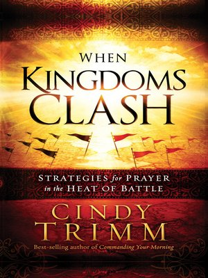 cover image of When Kingdoms Clash