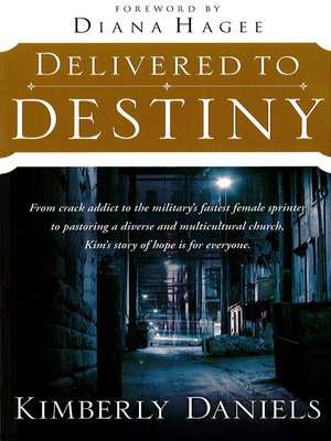 cover image of Delivered to Destiny