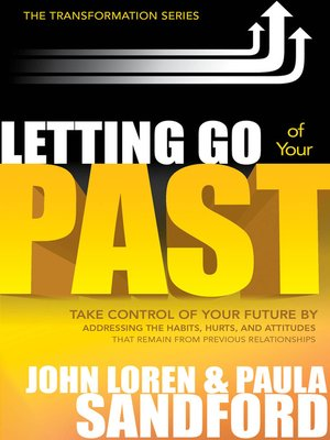 cover image of Letting Go of Your Past