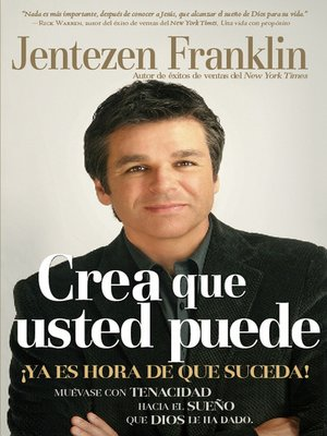 cover image of Crea Que Usted Puede