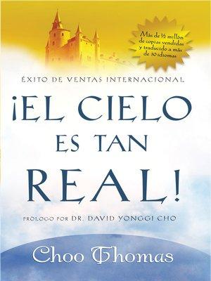 cover image of El Cielo Es Tan Real