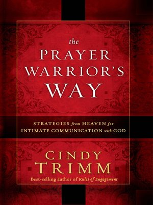 cover image of The Prayer Warrior's Way