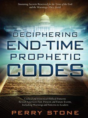 cover image of Deciphering End-Time Prophetic Codes