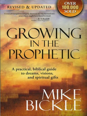 cover image of Growing in the Prophetic