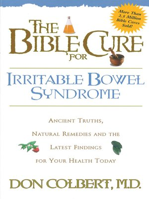 cover image of The Bible Cure for Irrritable Bowel Syndrome