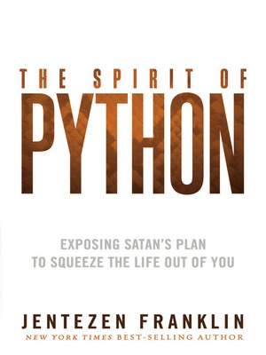 cover image of The Spirit of Python