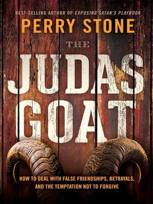 cover image of The Judas Goat
