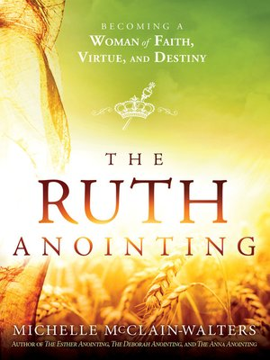 cover image of The Ruth Anointing