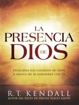 cover image of La presencia de Dios / the Presence of God
