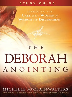 cover image of The Deborah Anointing Study Guide