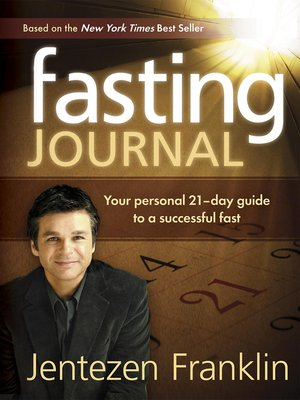 cover image of Fasting Journal