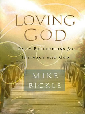 cover image of Loving God