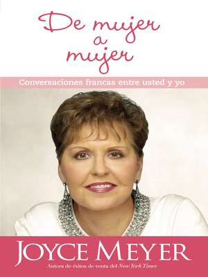 cover image of De mujer a mujer