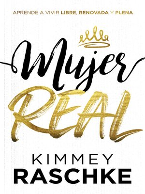 cover image of Mujer real