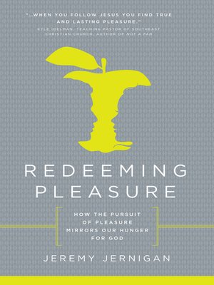 cover image of Redeeming Pleasure