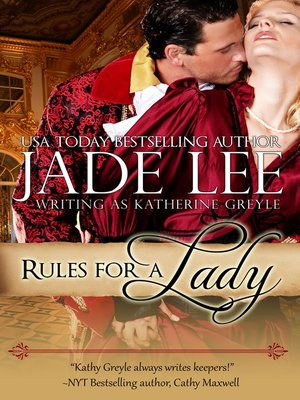 cover image of Rules for a Lady