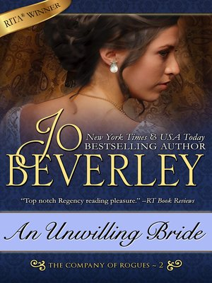 cover image of An Unwilling Bride (The Company of Rogues Series, Book 2)