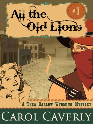 cover image of All the Old Lions