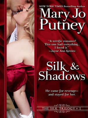 cover image of Silk and Shadows