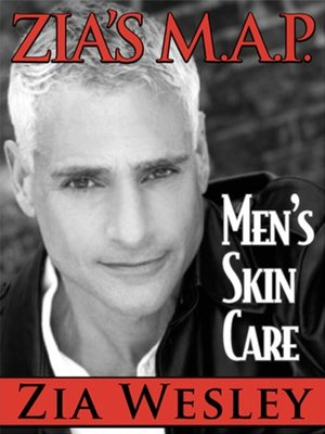 cover image of Zia's M.A.P. to Men's Skin Care